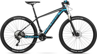 "2018 KROSS 29"" LEVEL 7.0 vel.20,5"" - black/blue/graphite matt"