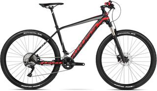 "2018 KROSS 29"" LEVEL 8.0 vel.20,5"" - black/red/silver matt"
