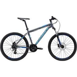 "26"" SILVERBACK 2019 Stride Comp - 14"" - titanium grey/ bright blue/ coastal blue"