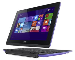 Acer Aspire Switch 10 E Purple-Black (SW3-016-16X9) (NT.G90EC.001)