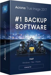 Acronis True Image 2018 CZ Upgrade Box pro 1 PC (TIHOUB2CZS)