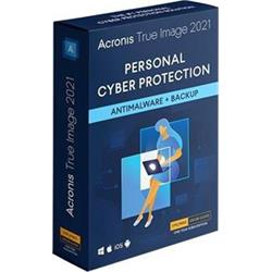 Acronis True Image Advanced Protection Subscription - předplatné na 1 rok, 3 PC, ESD