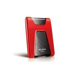 ADATA DashDrive Durable HD650 1TB červený