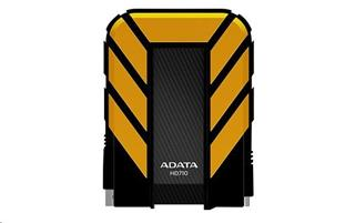 ADATA DashDrive Durable HD710 2TB žlutý