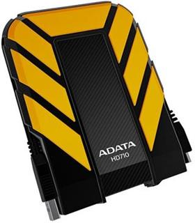 ADATA DashDrive Durable HD710 500GB žlutý