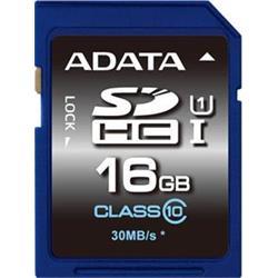 ADATA Secure Digital SDHC 16GB UHS-I Class10