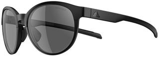 ADIDAS Eyewear BEYONDER - black matt - grey polarized
