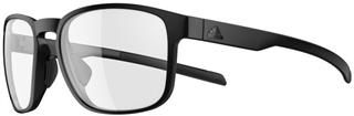 ADIDAS Eyewear PROTEAN - black matt - VARIO clear - grey