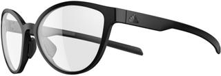 ADIDAS Eyewear TEMPEST - black matt - VARIO clear - grey