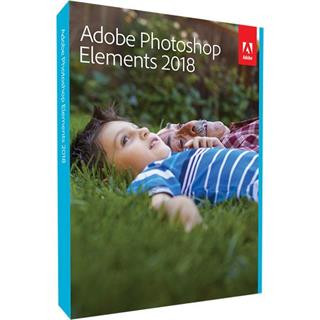 Adobe Photoshop Elements 2018 MP ENG Box (65281996)