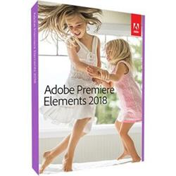 Adobe Premiere Elements 2018 MP ENG Box (65281784)