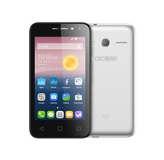 Alcatel 5010D PIXI 4 (5) Metal Silver