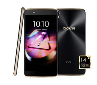 Alcatel IDOL 4 (5.2) + VR BOX Gold
