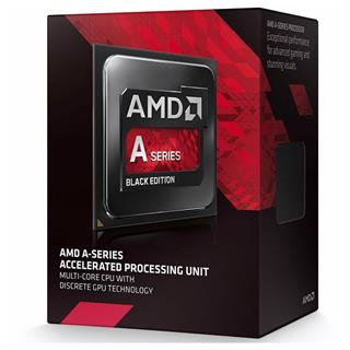 AMD A8-7670K Black Edition Godavari BOX