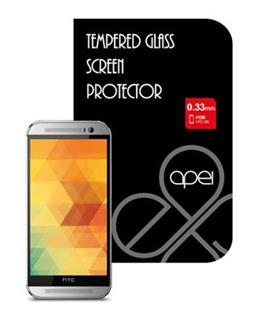 Apei Slim Round Glass Protector (0,3mm) pro HTC One M8 (displej)