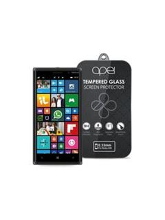 Apei Slim Round Glass Protector (0,3mm) pro Nokia Lumia 830 (displej)