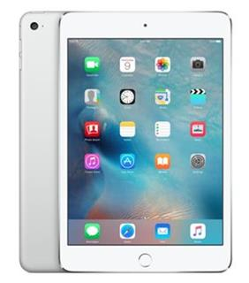APPLE iPad mini 4 Wi-Fi + Cellular 128GB Silver (mk772fd/a)