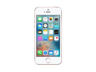 Apple iPhone SE 16GB, růžovo-zlatý