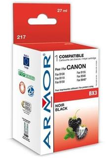 ARMOR cartridge BX3 pro CANON B110/B150/MPC10 Black (BX-3) - alternativní
