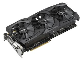 ASUS GeForce GTX 1070 Ti ROG-STRIX-GTX1070TI-8G-GAMING
