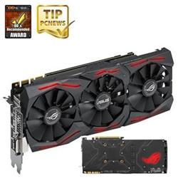 ASUS GeForce GTX 1080 ROG STRIX-GTX1080-A8G-GAMING