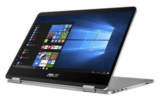 ASUS VivoBook Flip 14 TP401NA-EC005T Light Grey Metal
