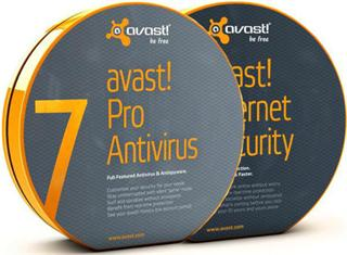 avast! Internet Security 5 lic. 2 roky