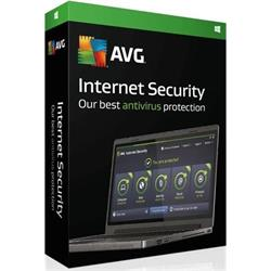 AVG Internet Security - 1 PC, 1 rok, elektronicky