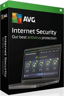 AVG Internet Security, 2 lic. 2 roky, nová licence, elektronicky