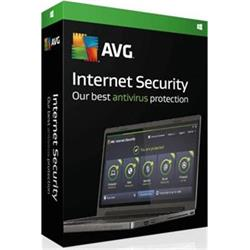 AVG Internet Security, 3 lic. 3 roky, nová licence, elektronicky