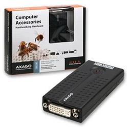 AXAGO ADG-HD USB - video adaptér