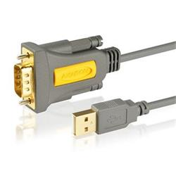 AXAGON ADS-1PS USB - seriový adapter 1.5m