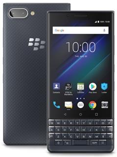 BlackBerry KEY2 LE SingleSIM QWERTY černo-modrý