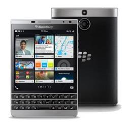 BlackBerry Passport QWERTY Silver Edition