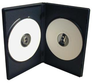 Box na 2 DVD Slim