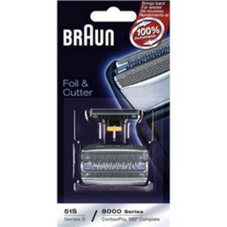 Braun Combi Pack Series5 - 51S