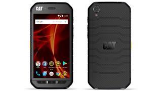 Caterpillar CAT S31 Dual SIM černý