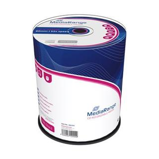 CD-R MediaRange 700MB 52x SPINDL (100pack)