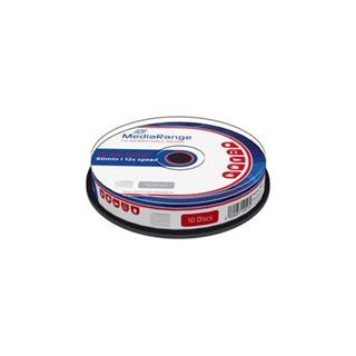 CD-RW MediaRange 700MB 12x SPINDL (10pack)