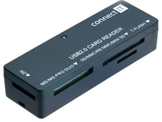 Connect IT CI-56 Ultra Slim černá