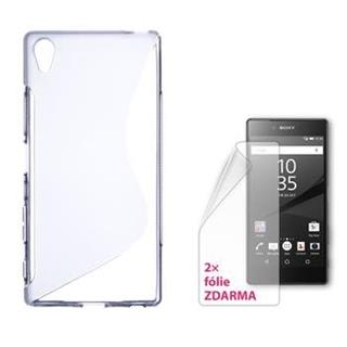 Connect IT pouzdro na telefon, Sony Xperia Z5 Premium ČIRÉ