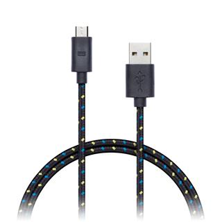 Connect IT Wirez Premium CI-953 microUSB - USB kabel