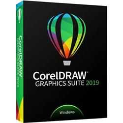 CorelDRAW Graphics Suite 2019 CZ/PL - BOX