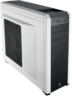 Corsair Carbide Series 500R Mid-Tower ATX White
