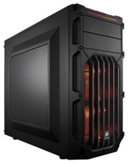 Corsair Carbide Series SPEC-03 Orange LED Gaming Case
