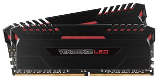 Corsair Vengeance LED DDR4 16GB (2x8GB) 2666MHz CL16 Red