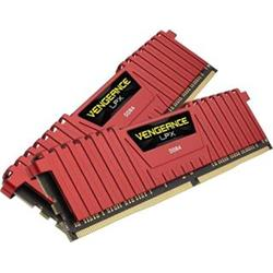 Corsair Vengeance LPX DDR4 16GB (2x8GB) 2400MHz CL14 Red