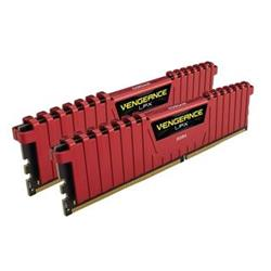 Corsair Vengeance LPX DDR4 32GB (2x16GB) 3000MHz CL15 Red