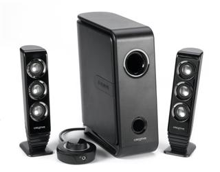 Creative reproduktory I-Trigue 3000 black, 2.1, 24W RMS