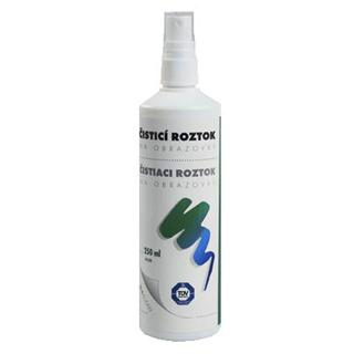 D-CLEAN roztok na obrazovky, LCD monitory, filtry 250 ml